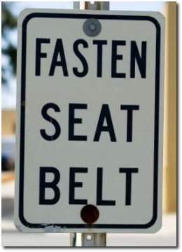 Pet Peeves : Wear Your Seat Belts and Helmets Please