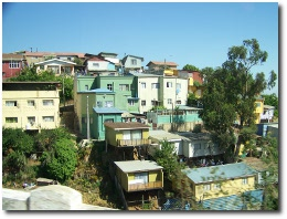 Valparaiso and Curacavi - Two cities forever changed in Chile
