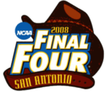 2008 NCAA Final Four Logo